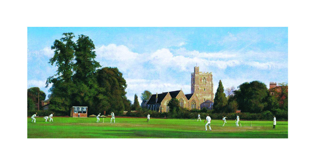 Blank Card - Cricket - L95C02