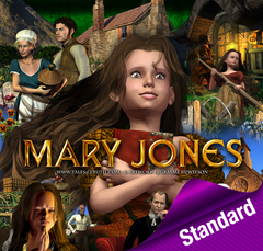 Mary Jones - PowerPoint Downloads - STANDARD