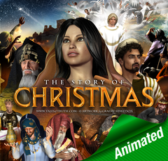 The Story of Christmas - PowerPoint Downloads - ANIMATED