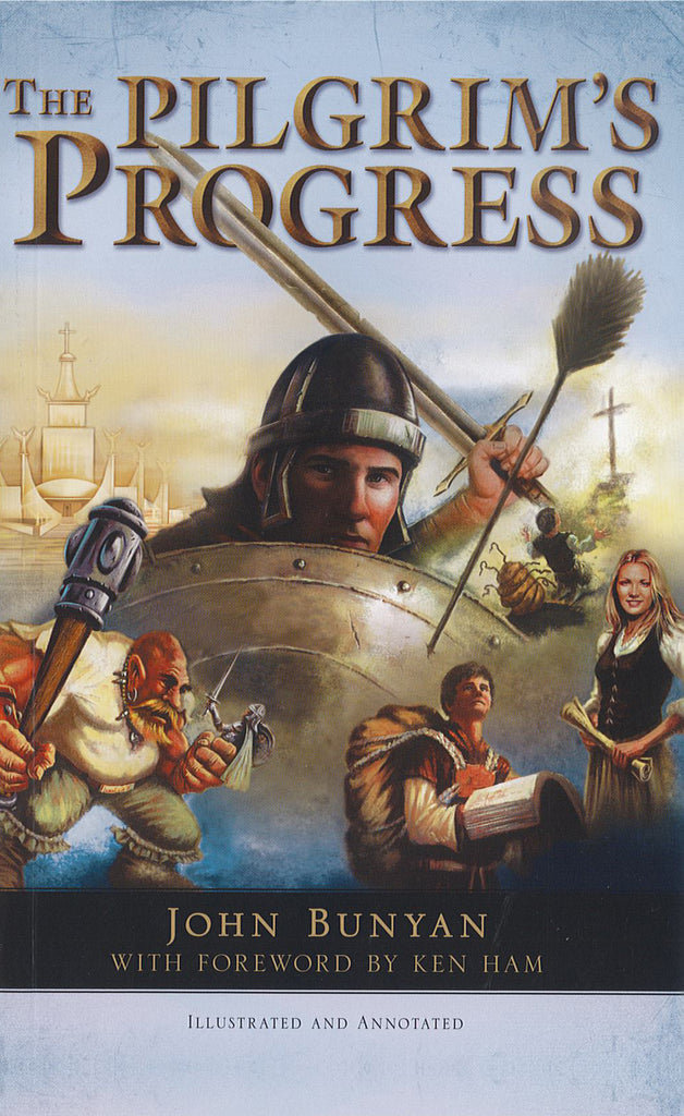 Pilgrims Progress Book