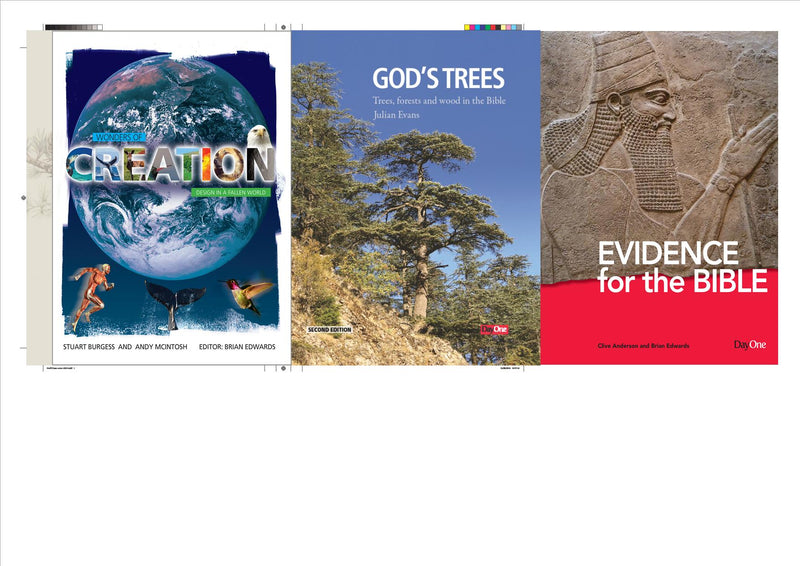 Evidence for the Bible Wonders of Creation and God's Trees