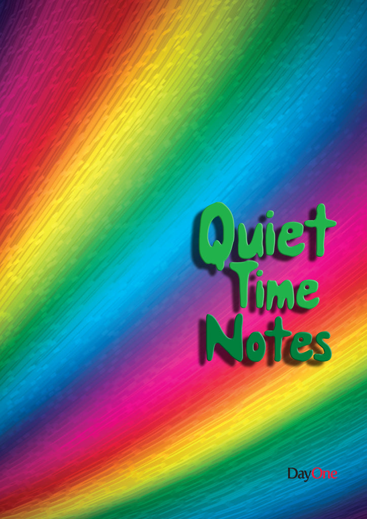 Quiet Time Notes: Rainbow