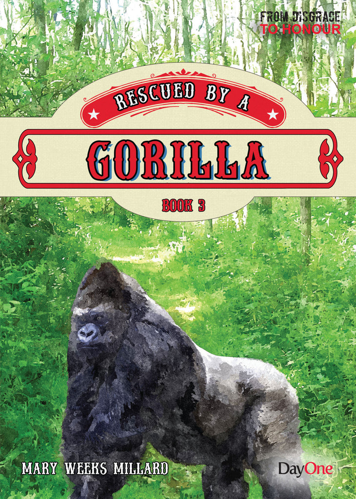 Book 3 - Rescued by a Gorilla