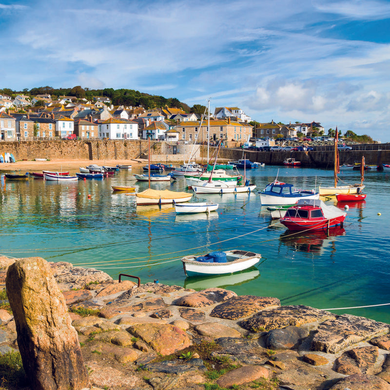 NEW - Just to say - Mousehole, Cornwall - S209