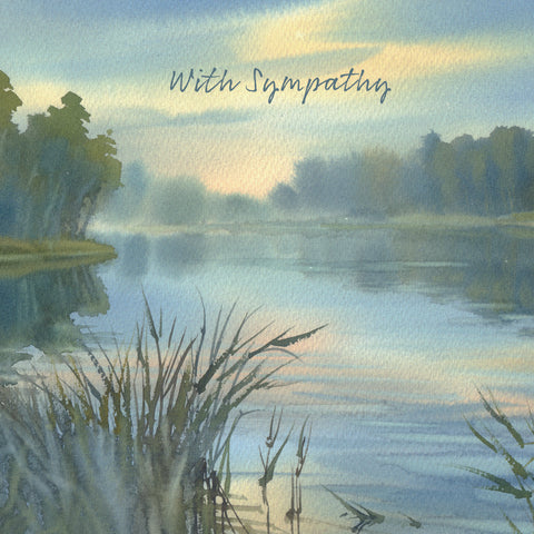 NEW - Sympathy - By the River - S210