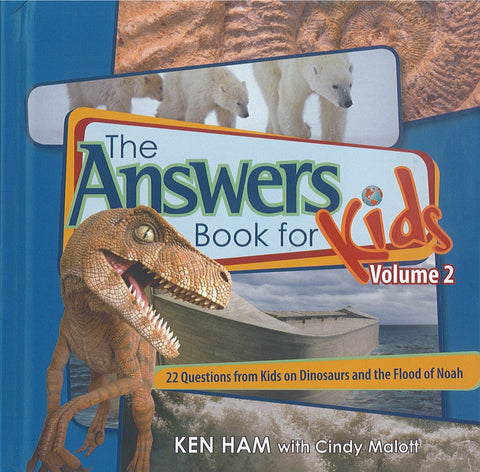 The Answers Book for Kids: Volume 2