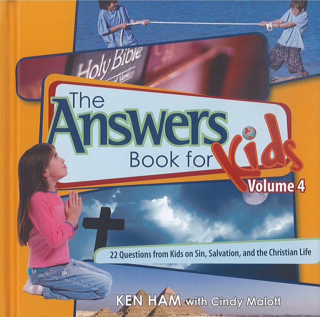 The Answers Book for Kids: Volume 4