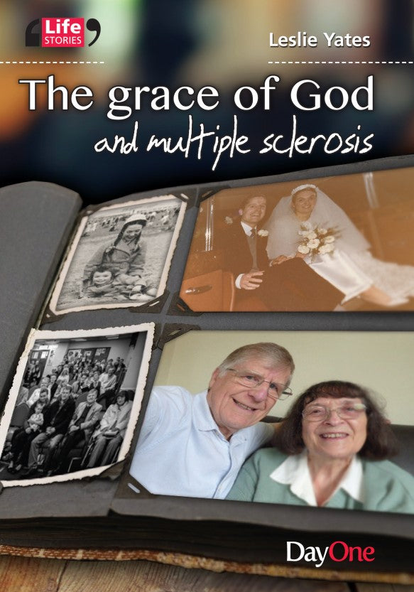 The Grace of God and MS - The story of Ann Yates
