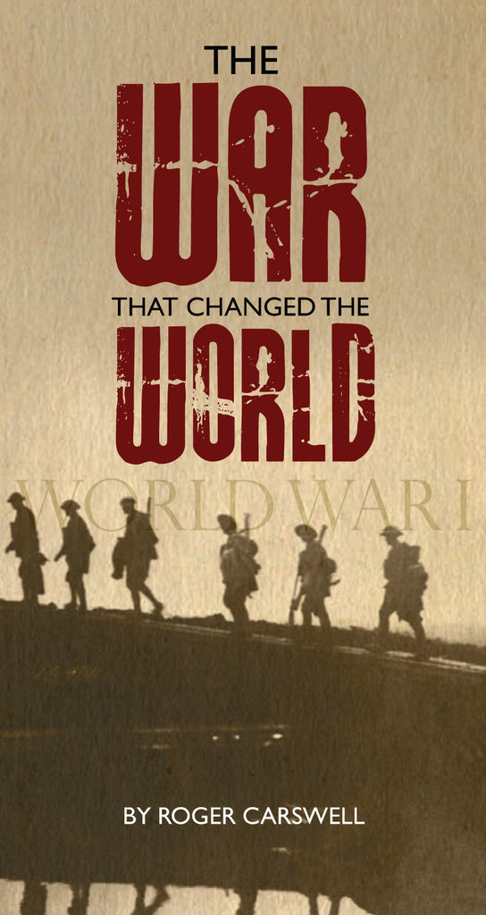 'The War that changed the World' Tract