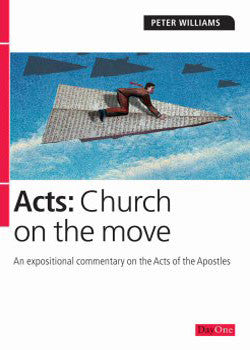 Acts: church on the move