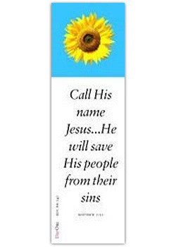 Call His name Jesus