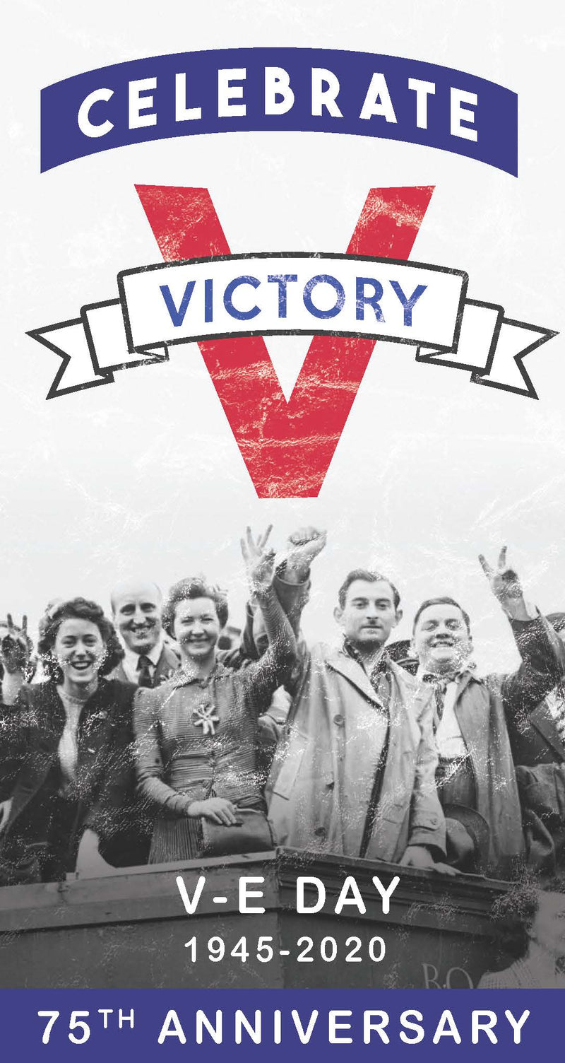 Celebrate VE Day - Tract