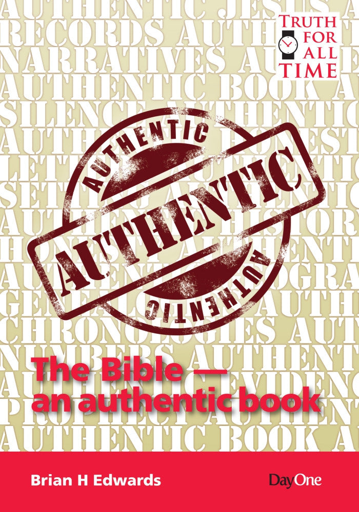 The Bible: An Authentic Book – eBook
