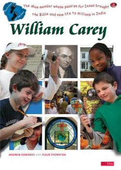 Footsteps of the past: William Carey
