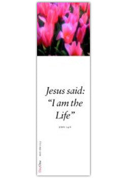 Jesus said: I am the Life