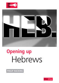 Opening up Hebrews