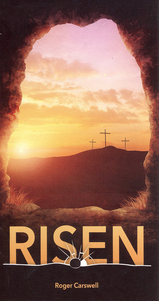 He Is Risen Tract Day One Publications