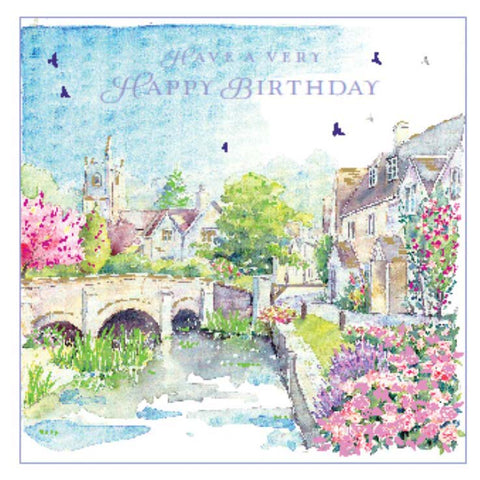 Birthday Card: Early Summer: S170