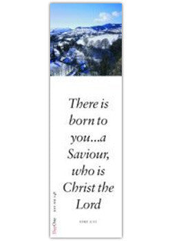 There is born to you... a Saviour