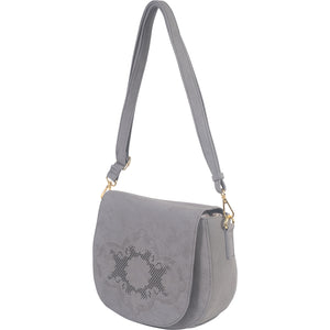 Spencer Cross body Bag - Cashmere Grey