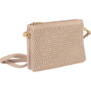 Circle Cross-body- Sand