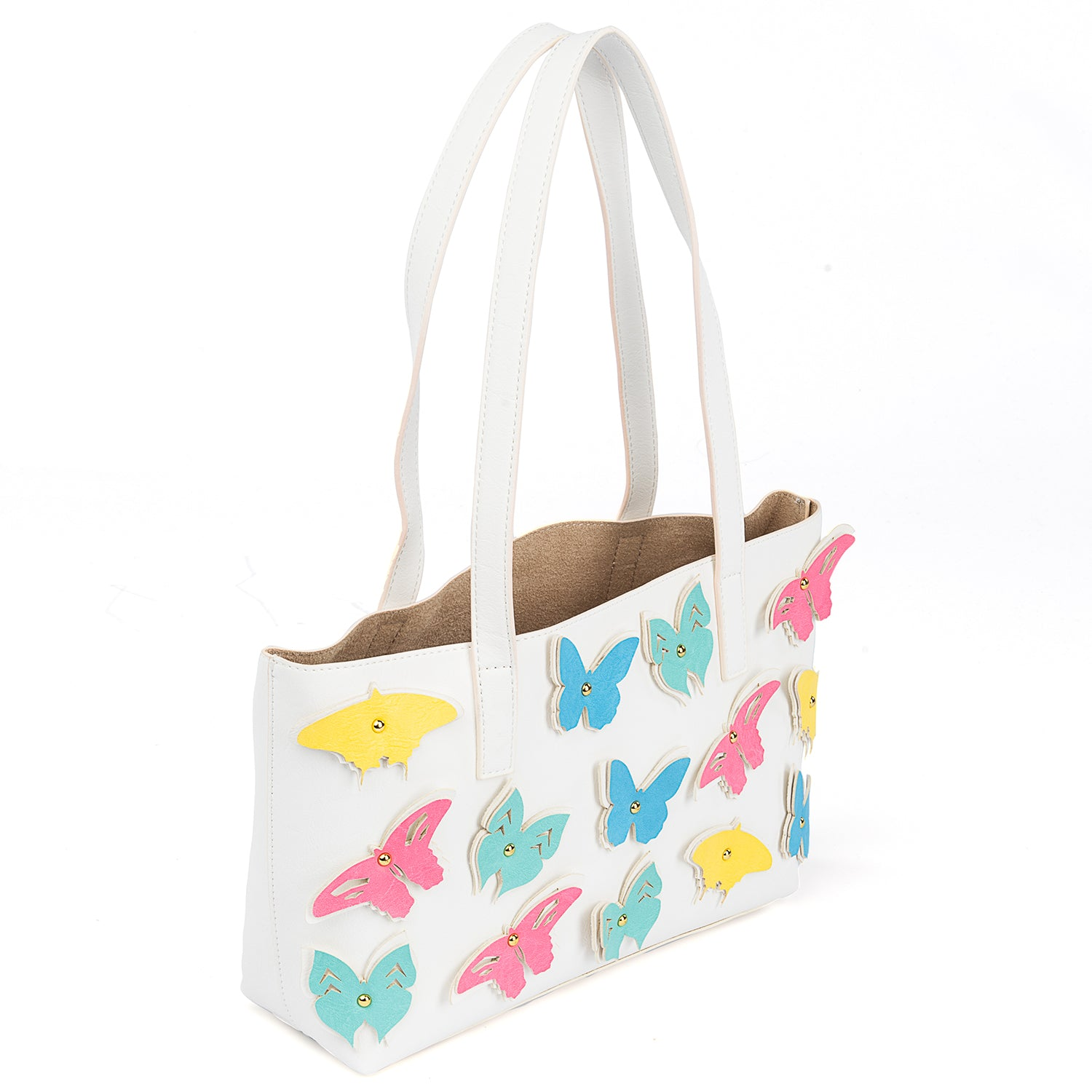 Butterflies small tote