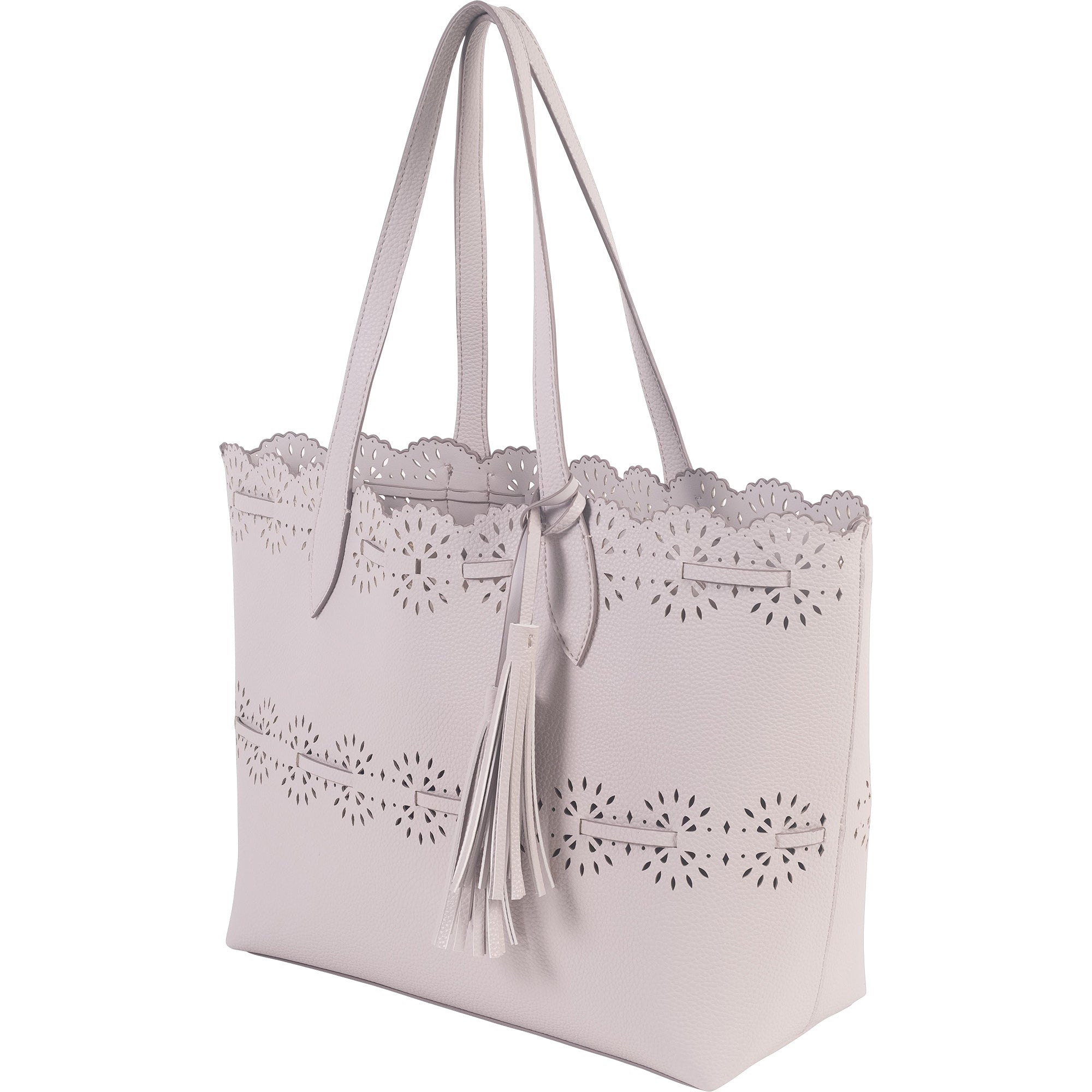 Gallery Lace Large Tote