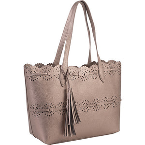 Galley Lace Large Tote