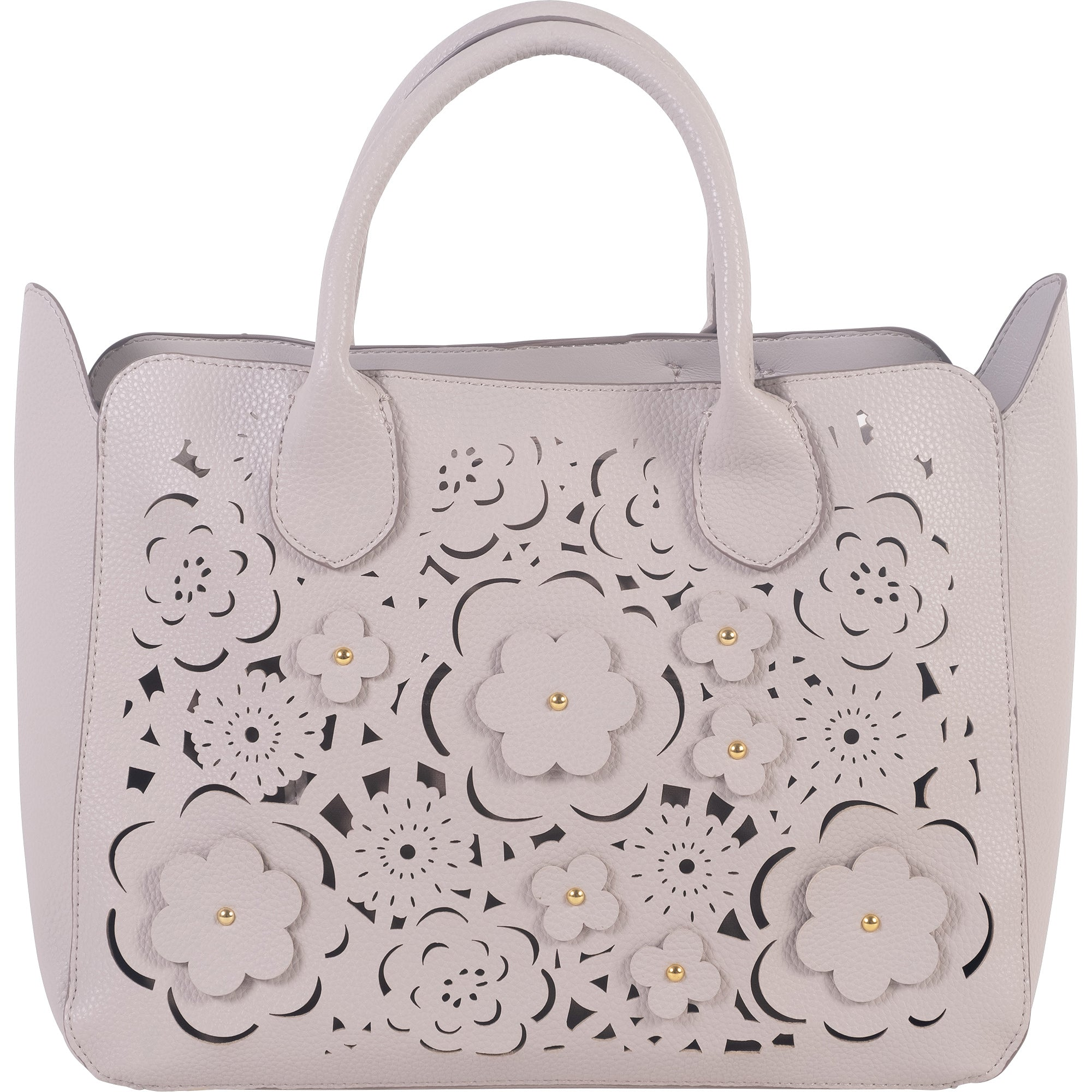 Flower Away Satchel