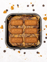 Load image into Gallery viewer, Biscoff Brownie (Vegan)