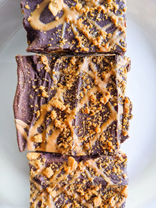 Biscoff Snap Bar (Vegan)