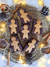 Load image into Gallery viewer, Gingerbread Brownie (Vegan, GF)