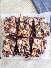Load image into Gallery viewer, Everything Brownie (Vegan, GF Option)