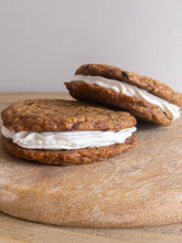 Load image into Gallery viewer, Cookie Sandwich (Vegan, GF)