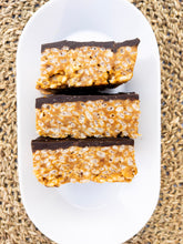 Load image into Gallery viewer, Signature Peanut Butter Snap Bars (Vegan, GF)