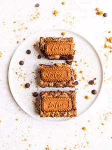 Biscoff Brownie (Vegan)