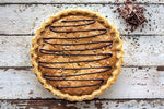 Load image into Gallery viewer, Chewy Chocolate Chip Pie - 9""