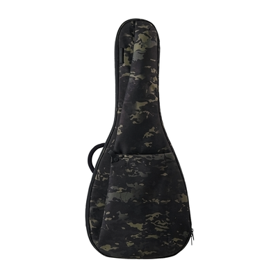 basiner BRISQ Acoustic Guitar Bag, Black Camo