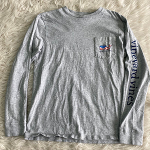 Vineyard Vines Long Sleeve - Small