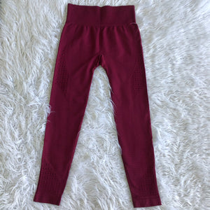 Red Athletic Pants - Size Extra Large