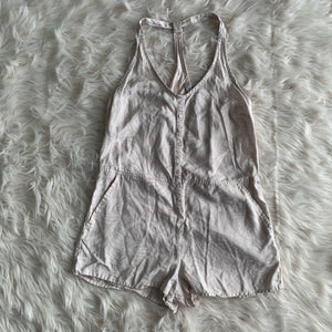 Obey Romper- Extra Small