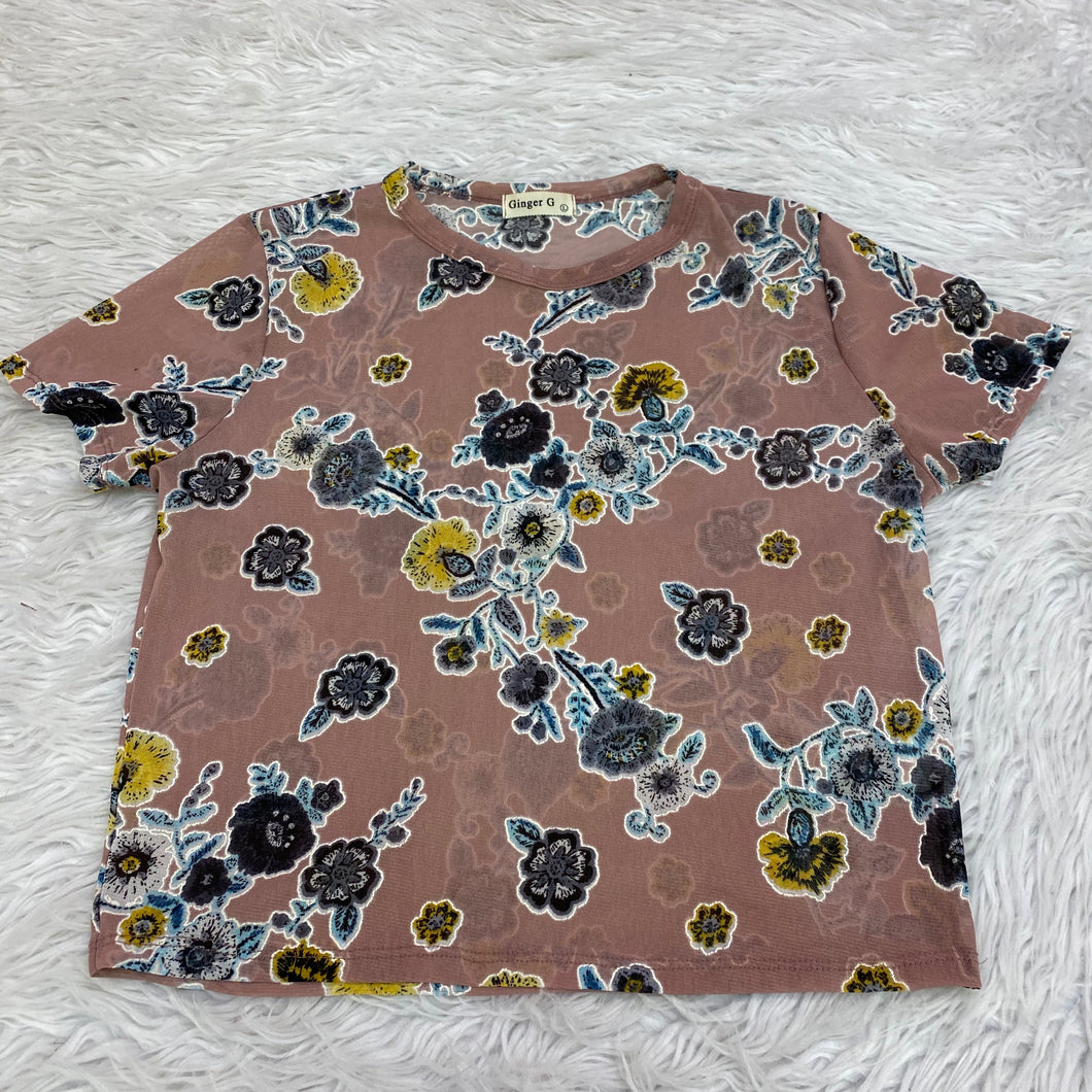 Ginger G Short Sleeve - Large