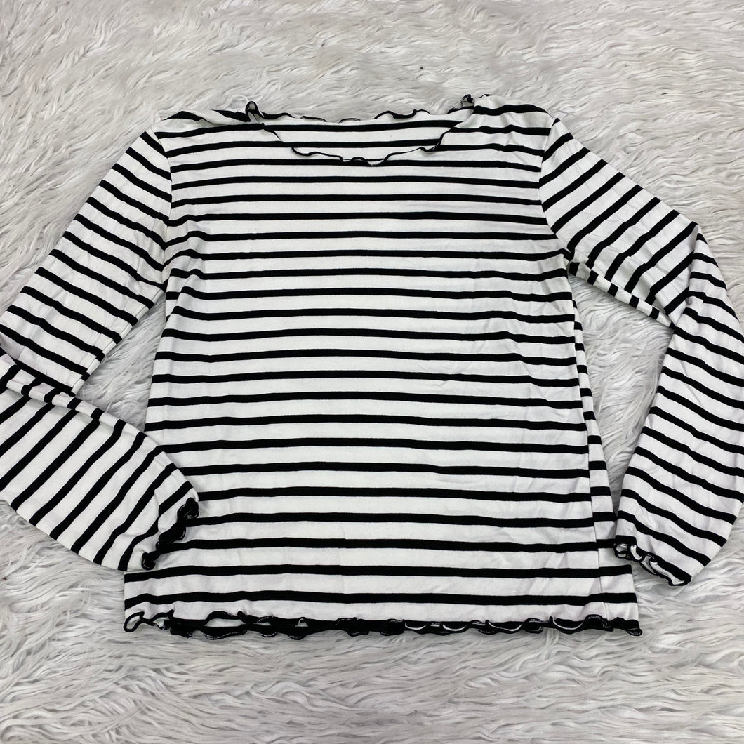 Stripped Long Sleeve - Small
