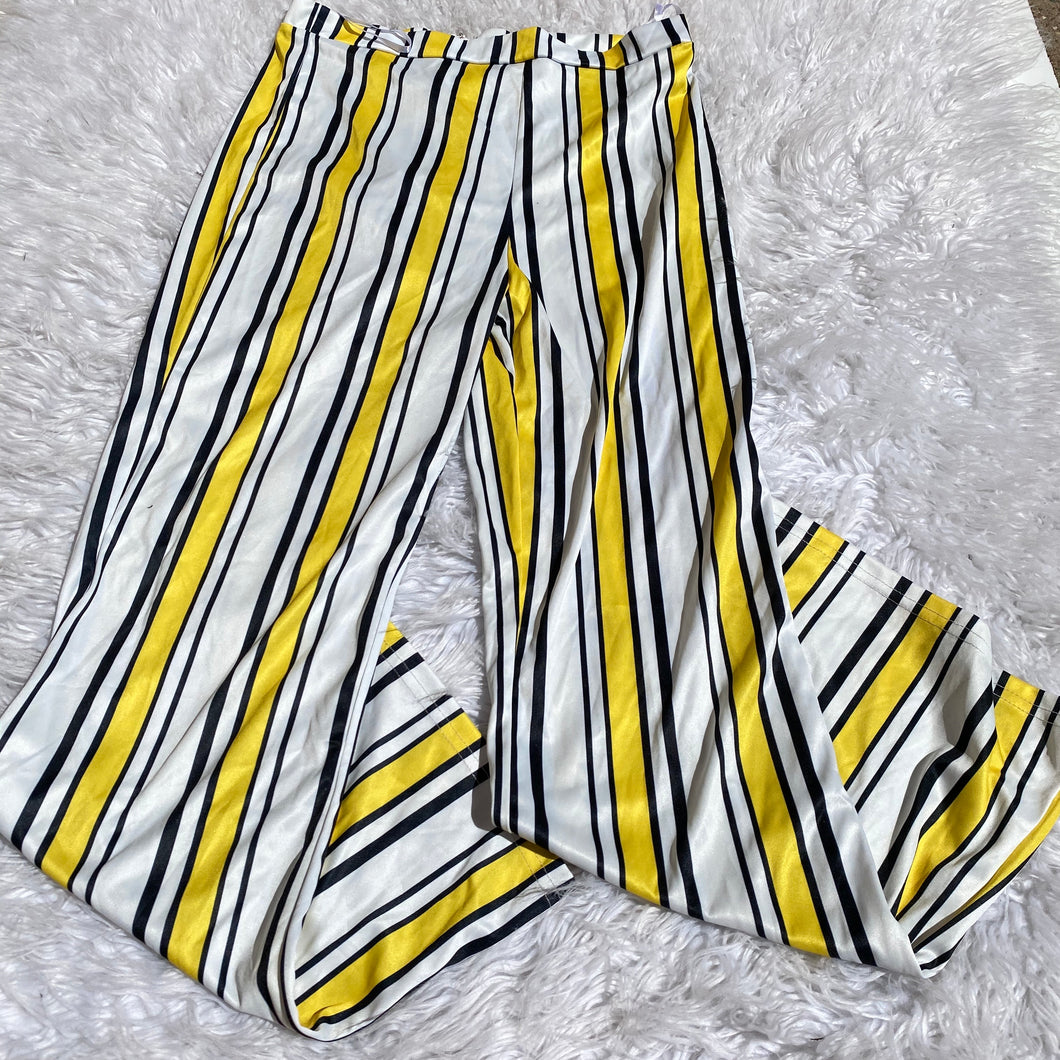 Stripped Pants - Large