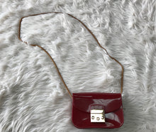 Load image into Gallery viewer, Red Crossbody Purse