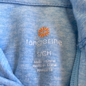 Tangerine Athletic Jacket - Small