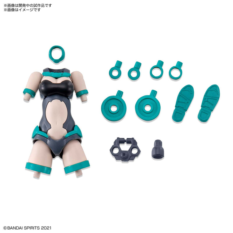[New! Pre-Order] 30MS OPTION BODY PARTS TYPE A01 [COLOR B]