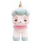 Amuse Connie the Unicorn (Unicorn) - Pastel Frill series - BIG Connie (White/Blue Hair)