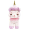 Amuse Connie the Unicorn (Unicorn) - Pastel Frill series - BIG Kirara (White/Purple Hair)