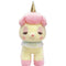 Amuse Connie the Unicorn (Unicorn) - Pastel Frill series - BIG Shalulu (Yellow/Pink Hair)